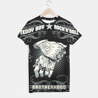 Thumbnail image of Teddy Boy Brotherhood, Live Heroes
