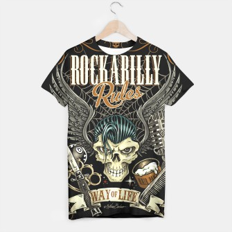 Thumbnail image of Rockabilly, rebel rules, Live Heroes