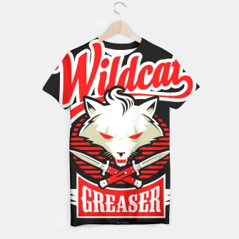 Thumbnail image of Wildcat Greaser, Live Heroes