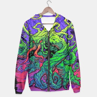Thumbnail image of RISE, TENDRIL, RISE! hoodie, Live Heroes