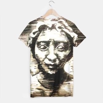 Thumbnail image of Weeping Angel Dr Who Shirt, Live Heroes