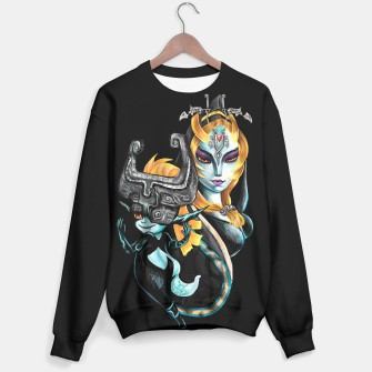 Thumbnail image of Fan Art Midna Sweater, Live Heroes