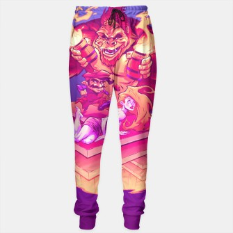 PAULINE'S PERIL sweatpants thumbnail image