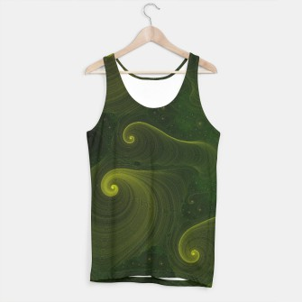 Thumbnail image of Emerald Creation I Tank Top, Live Heroes