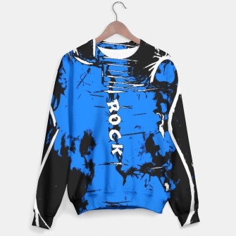 Thumbnail image of Blue Rock Sweater, Live Heroes
