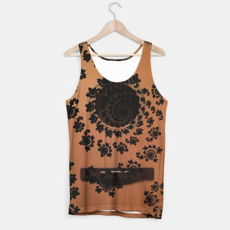 Thumbnail image of Acoustic Fractal Tank Top, Live Heroes
