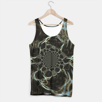 Thumbnail image of Electric Shock Tank Top, Live Heroes
