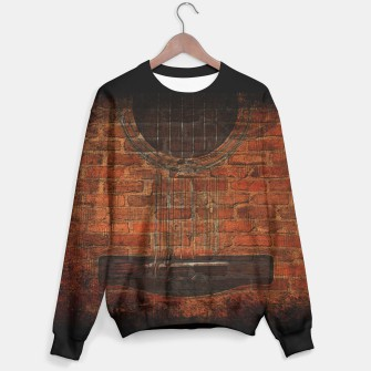 Thumbnail image of Acoustic Wall Sweater, Live Heroes