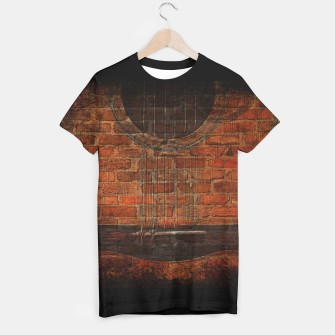 Thumbnail image of Acoustic Wall T-shirt, Live Heroes