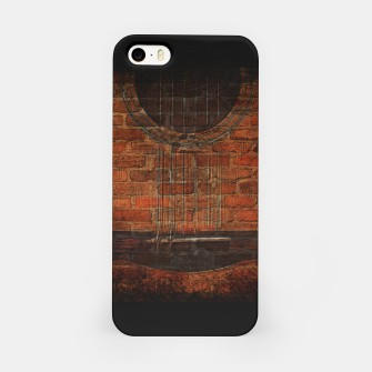 Acoustic Wall iPhone Case thumbnail image