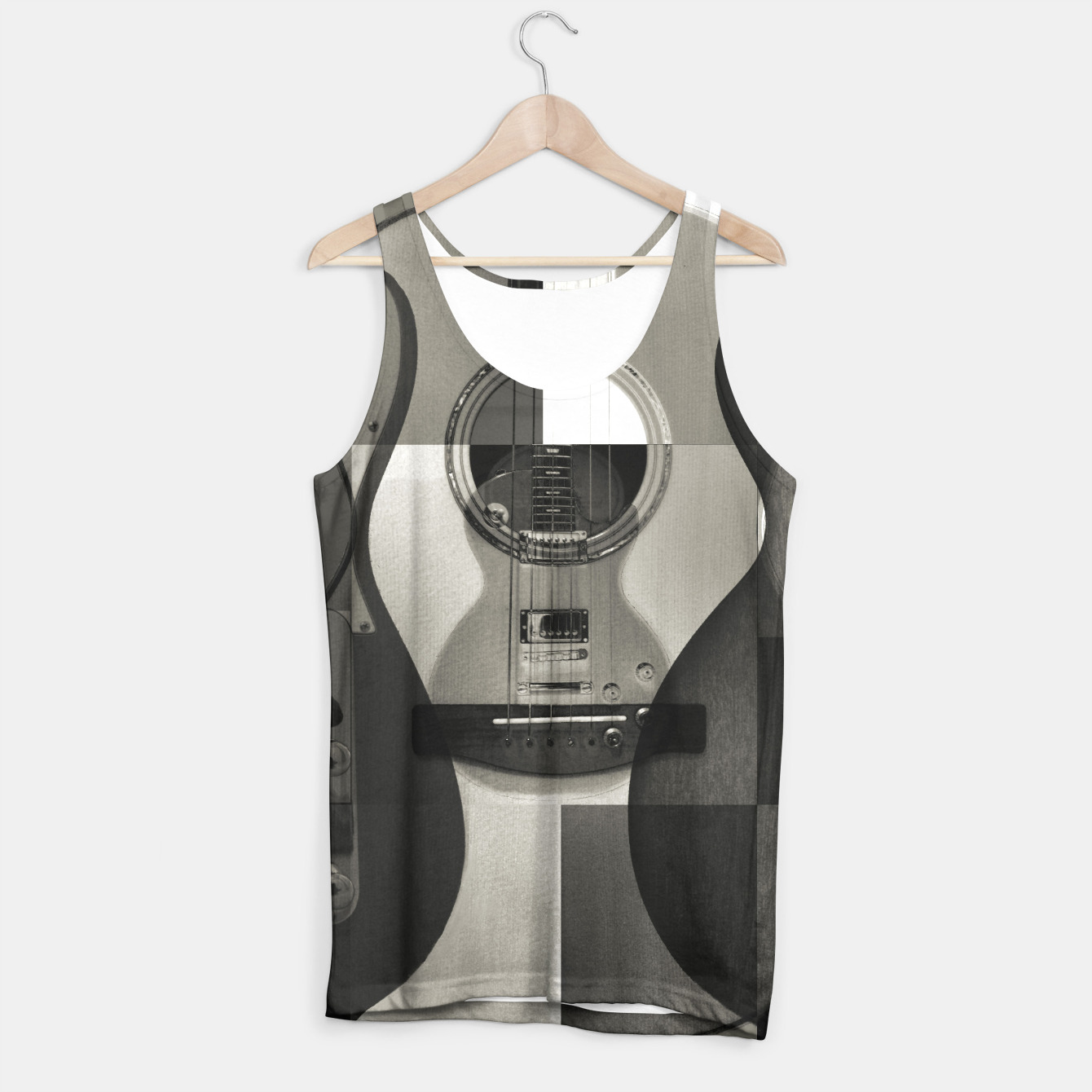 Image of Sound Block Tank Top - Live Heroes