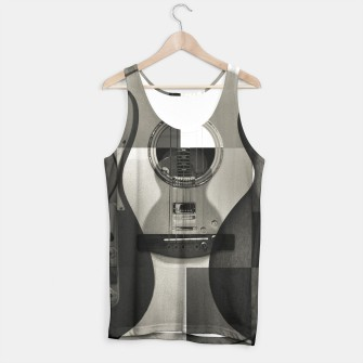 Thumbnail image of Sound Block Tank Top, Live Heroes