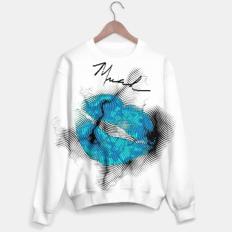 Thumbnail image of Blue Kiss Sweater, Live Heroes