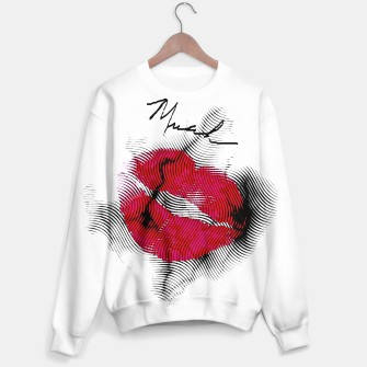 Thumbnail image of Red Lips Sweater, Live Heroes