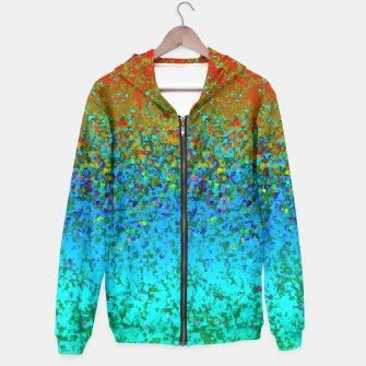 Thumbnail image of Glitter Dust Background G178 Hoodie, Live Heroes