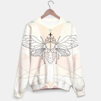 Thumbnail image of Moth :: Sweater, Live Heroes