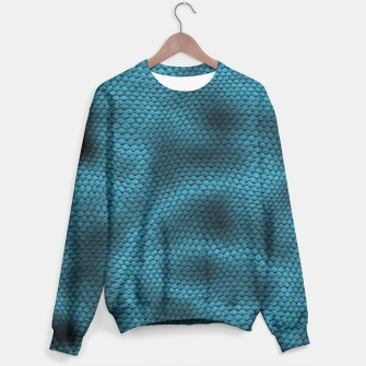 Thumbnail image of Cosmic Dragon Sweater, Live Heroes