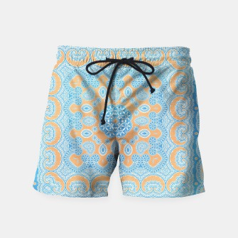 Miniatur Indian Spring Swimshorts, Live Heroes