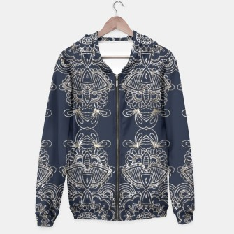 Thumbnail image of Silvery Doodle Hoodie, Live Heroes