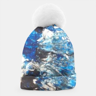 Thumbnail image of Blue water beanie , Live Heroes