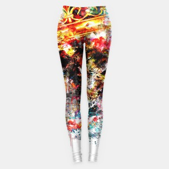 Thumbnail image of King Dusty Leggings, Live Heroes
