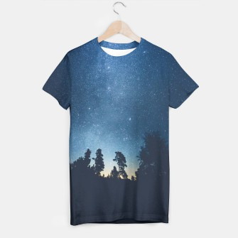 Thumbnail image of Follow the stars T-shirt, Live Heroes