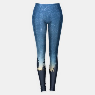 Thumbnail image of Follow the stars Leggings, Live Heroes