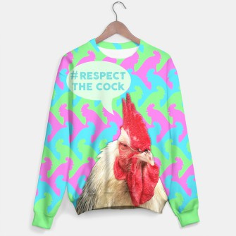"""Thumbnail image of """"Respect the cock"""" Col.1, Live Heroes"""