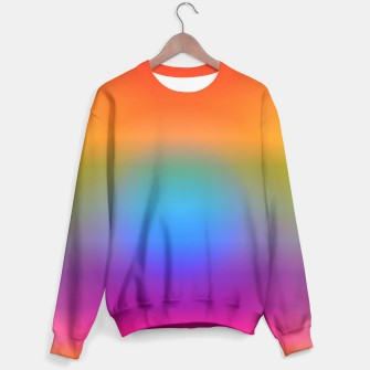 Thumbnail image of Color Me Crazy Sweater, Live Heroes