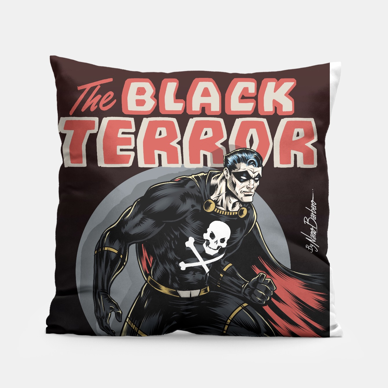 Image of The Black Terror - Live Heroes