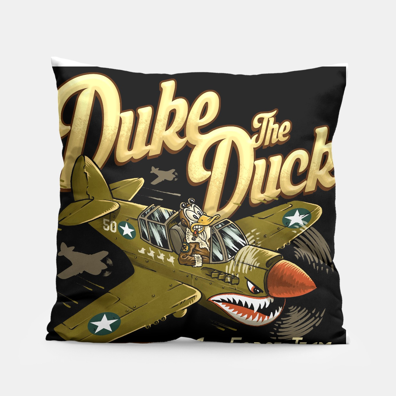 Image of Duke the duck - Live Heroes