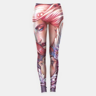 Thumbnail image of Morning Star leggins, Live Heroes