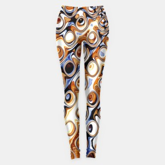 Thumbnail image of Cafe Bubbles Leggings, Live Heroes