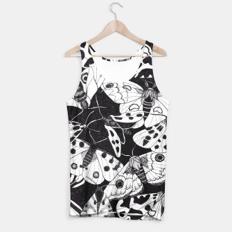 Thumbnail image of Butterflies Tank Top, Live Heroes