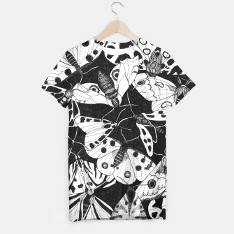 Thumbnail image of Butterflies T-shirt, Live Heroes