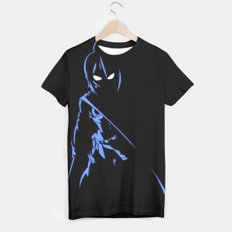 Thumbnail image of Epic Anime Style T-Shirt, Live Heroes