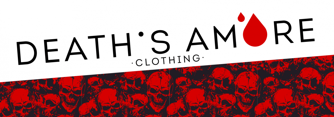 DEATH·S AMORE CLOTHING background image, Live Heroes