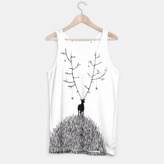 Thumbnail image of Lucky Deer Tank Top, Live Heroes