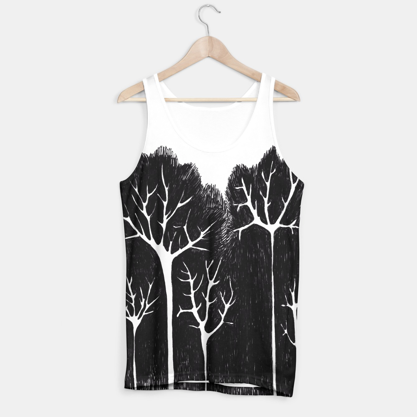 Image of Trees Tank Top - Live Heroes