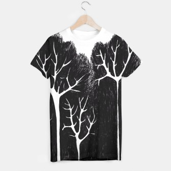 Thumbnail image of Trees T-shirt, Live Heroes