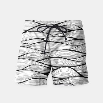 Thumbnail image of Water Swim Shorts, Live Heroes