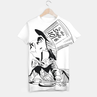 Thumbnail image of Mad Hatter T-Shirt, Live Heroes