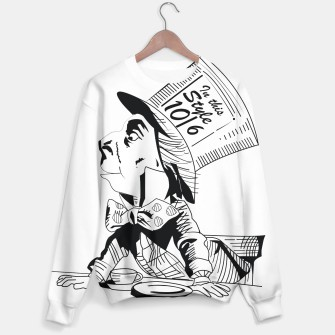 Thumbnail image of Mad Hatter Sweater, Live Heroes