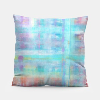 Thumbnail image of Carre Carre Pillow , Live Heroes