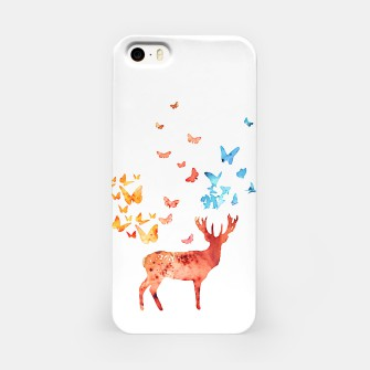 Thumbnail image of Deer and Butterflies iPhone, Live Heroes