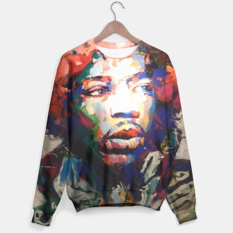 Thumbnail image of Jimmy Hendrix Sweater, Live Heroes