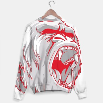 Thumbnail image of Gorilla Sweater, Live Heroes