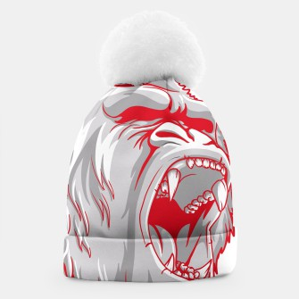 Thumbnail image of Gorilla Beanie, Live Heroes