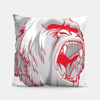 Thumbnail image of Gorilla Pillow, Live Heroes