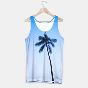 Thumbnail image of palmtree ver.blue Tank Top, Live Heroes